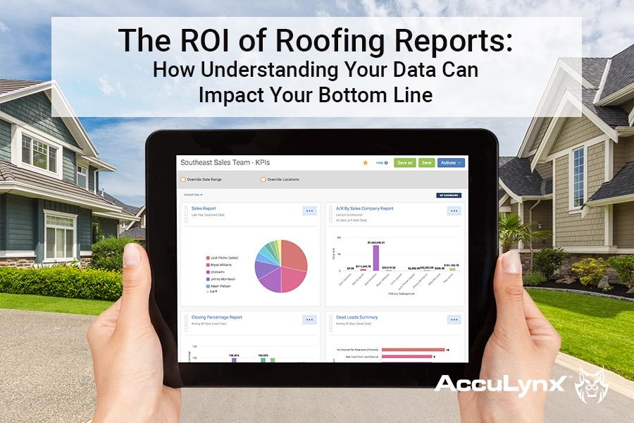 AccuLynx ReportsPlus